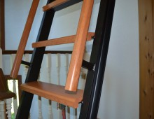 Custom Loft Ladder