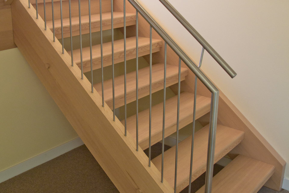 residential stair rail click to view more