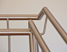 Residential Stair Rail