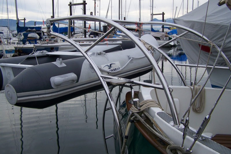 Dingy Davit - Click to view more